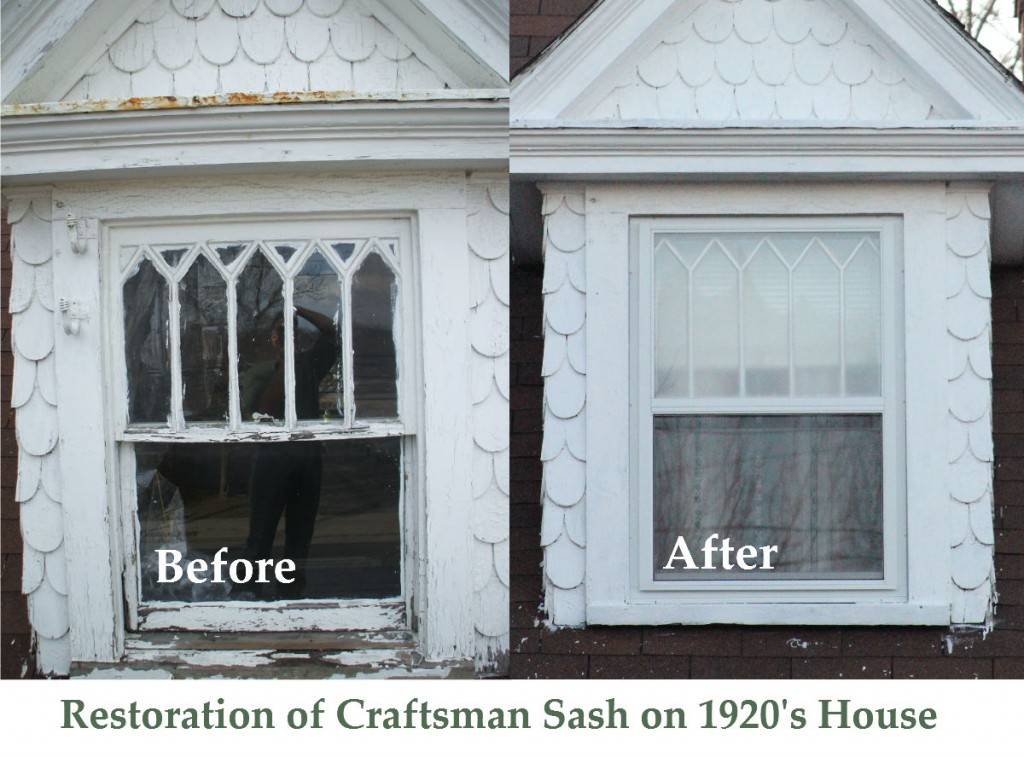 Heritage Wooden Window Works Repair Restoration Of